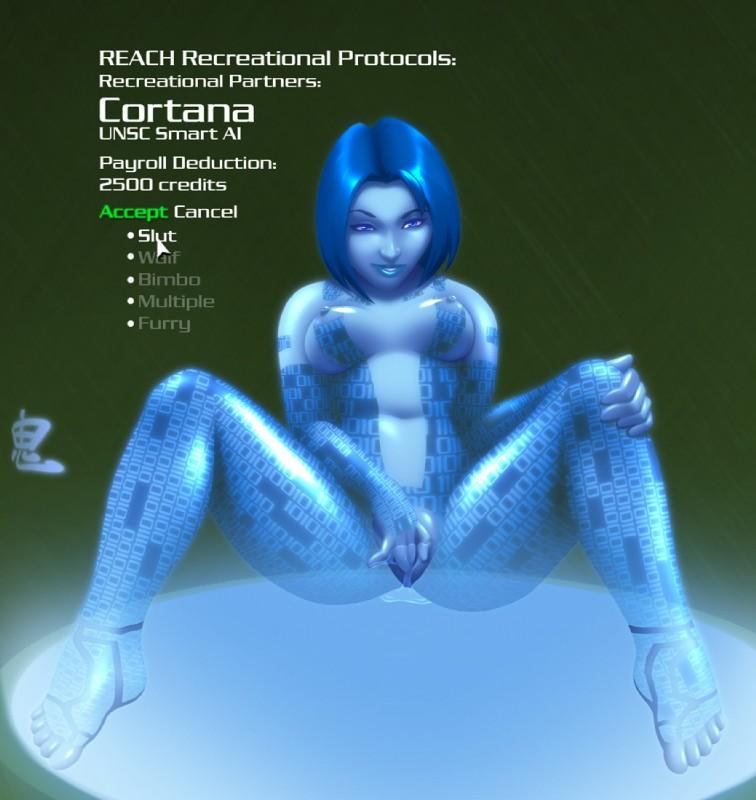 Cortana porn pics
