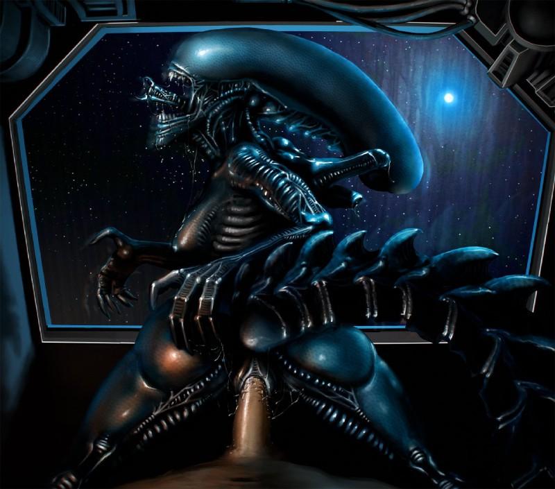 female alien porn