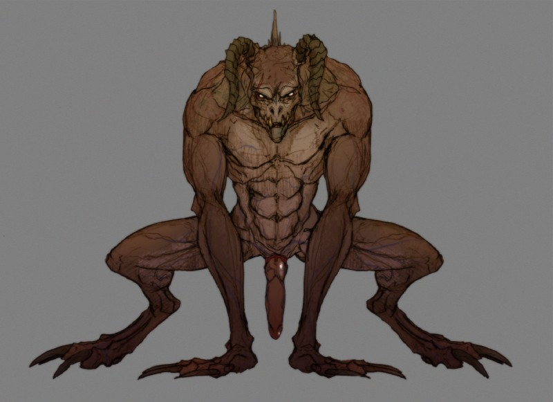 Deathclaw penis