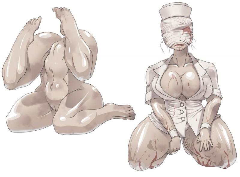 Silent hill nurses naked pics 397