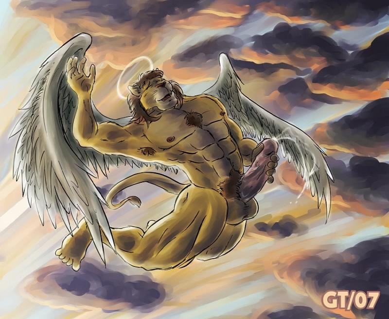 Sky angel nude Nude Photos 5