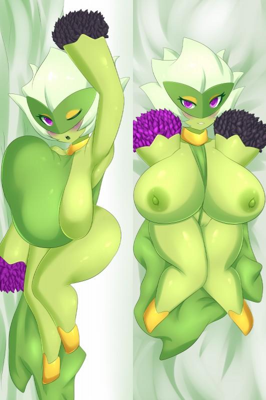 Naked roserade boobs