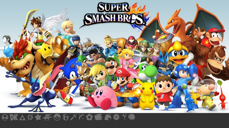 Super Smash Bros Wii U Download For Android